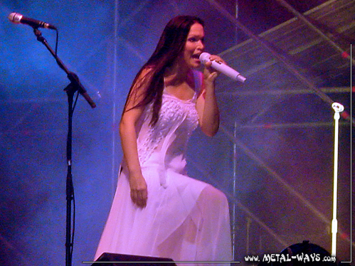 Nightwish @ Evolution Festival (Tarja Turunen)
