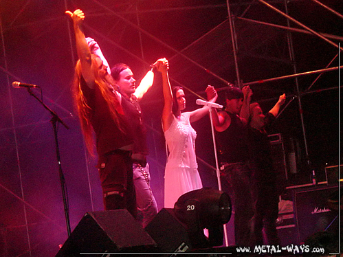 Nightwish @ Evolution Festival