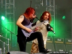 Sonata Arctica @ Wacken Open Air (Jani Liimatainen, Tony Kakko)