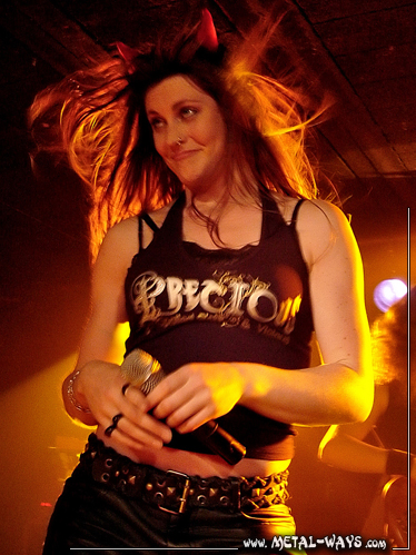 After Forever @ Atlantis (Floor Jansen)