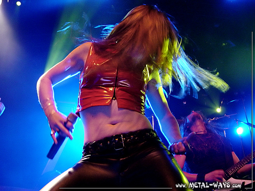 After Forever @ Mezz (Floor Jansen)