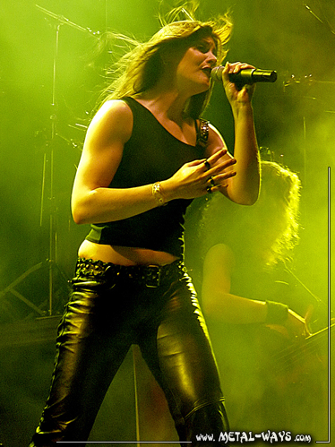 After Forever @ Bêkefeesten (Floor Jansen)