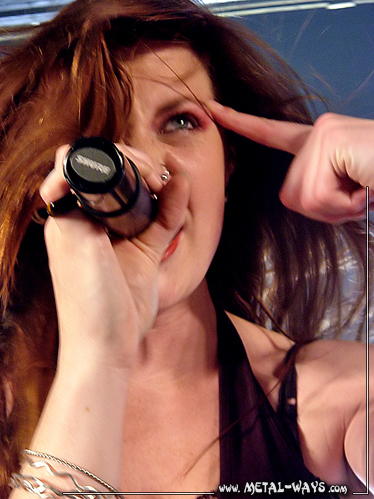 After Forever @ Metropool (Floor Jansen)