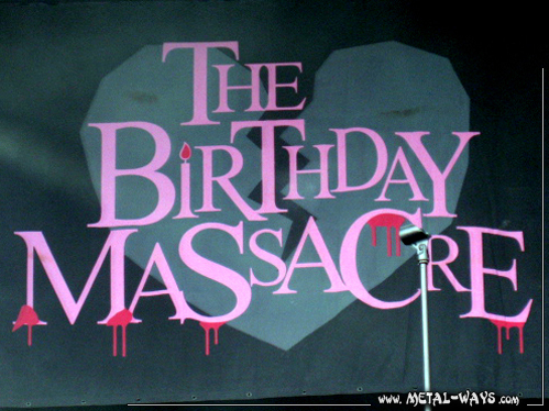 The Birthday Massacre @ M'era Luna