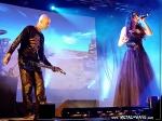 Within Temptation @ Bêkefeesten (Robert Westerholt, Sharon Den Adel)