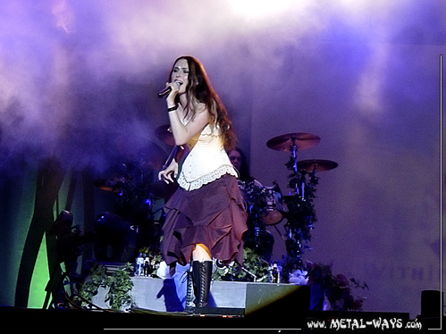 Within Temptation @ Lokerse Feesten (Sharon Den Adel)