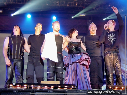 Within Temptation @ M'era Luna