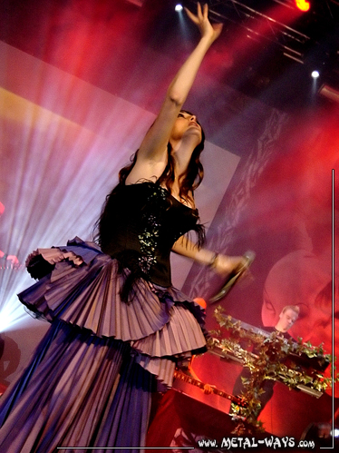 Within Temptation @ Appelpop (Sharon Den Adel)