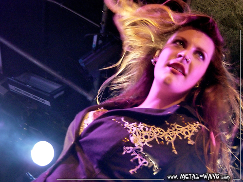 After Forever @ Burgerweeshuis (Floor Jansen)