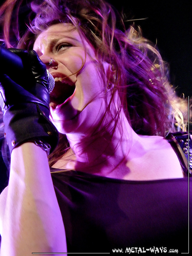 After Forever @ W2 (Floor Jansen)