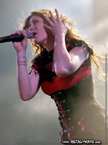 After Forever, Release Party @ Tivoli (Floor Jansen)