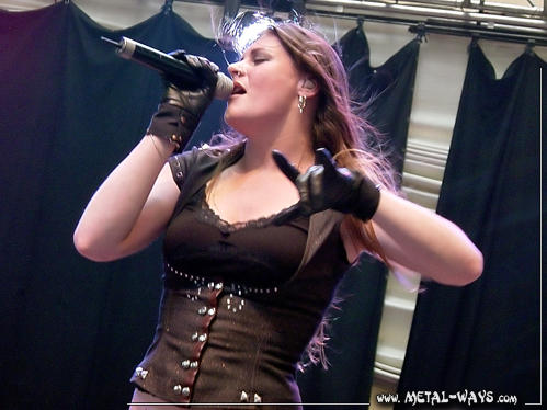 After Forever @ Earthshaker Festival (Floor Jansen)
