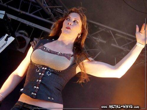 After Forever @ Walhalla (Floor Jansen)