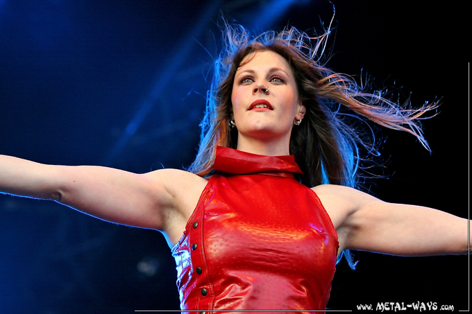 After Forever @ de Vorstin (Floor Jansen)
