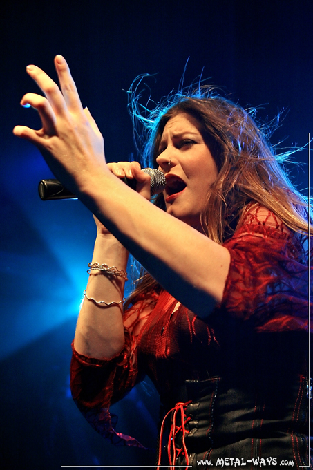 After Forever @ Trabendo (Floor Jansen)