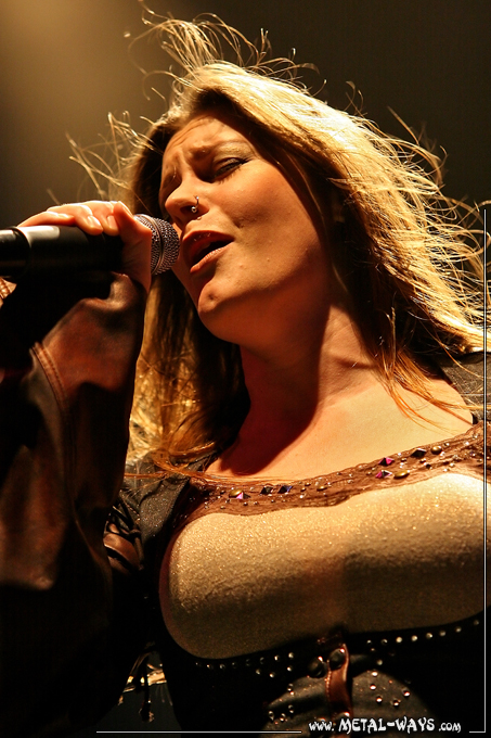 After Forever @ Coop�rative de Mai (Floor Jansen)