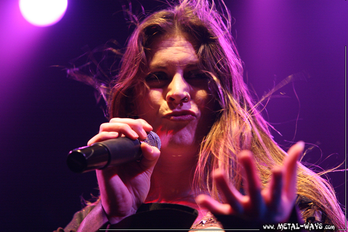 After Forever @ Coopérative de Mai (Floor Jansen)