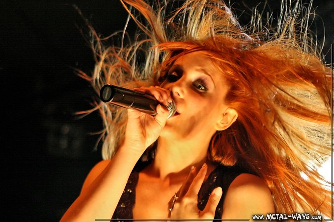 Epica @ Summer Darkness (Simone Simons)