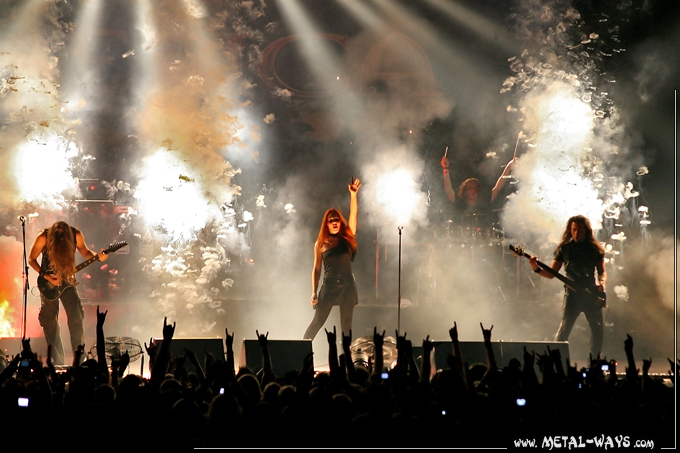 Epica @ Metal Female Voices
