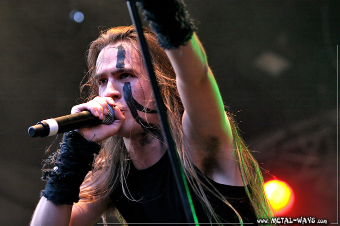 "Finntroll @ Raismes Fest (""Vreth"" Mathias Lillmåns)"