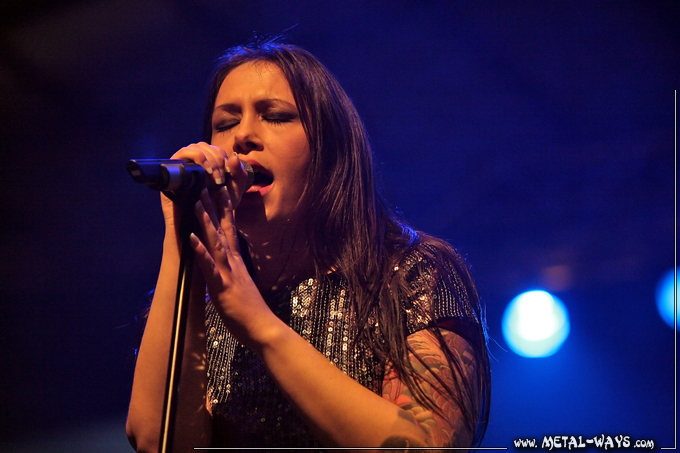 Interria @ Metal Female Voices (Jenni Signorino)