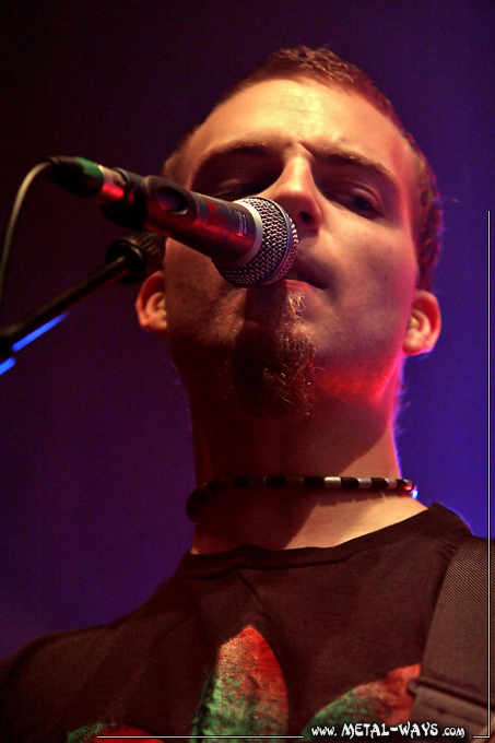 Pain Of Salvation @ Raismes Fest (Simon Andersson)