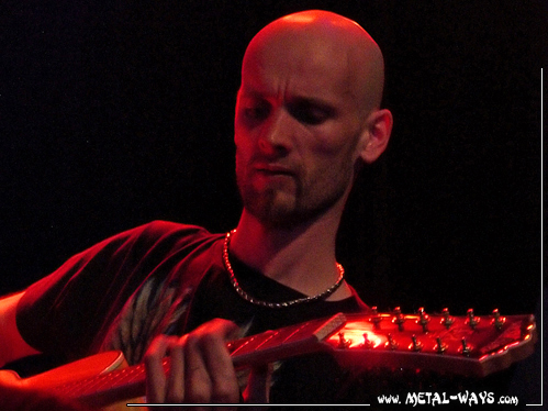 Within Temptation, Fanclub Day #2 (Robert Westerholt)
