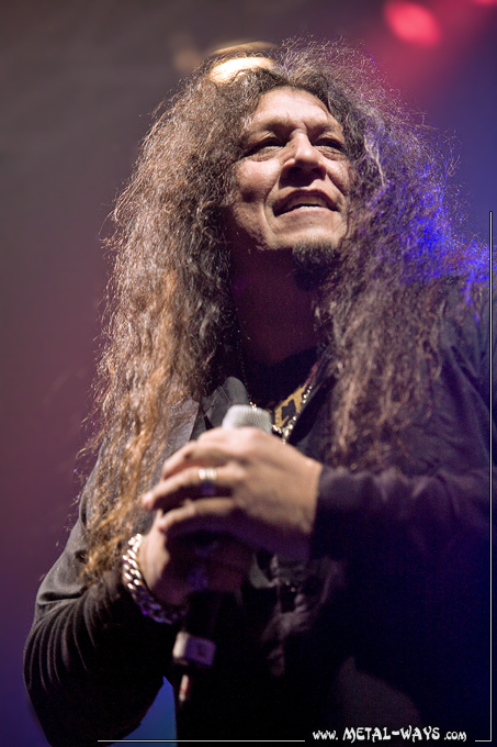 Christmas Metal Symphony @ 013 (Chuck Billy from Testament)