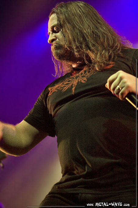 Christmas Metal Symphony @ 013 (Russel Allen from Symphony X)