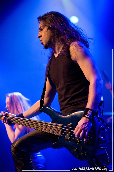 Epica @Rockstore (Yves Huts)