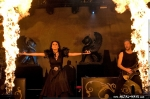 Within Temptation @ Bêkefeesten (Sharon Den Adel, Ruud Jolie)