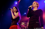 Within Temptation @ Summer Darkness (Sharon Den Adel, Anneke Van Giersbergen)