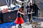 Within Temptation @ Summer Darkness (Sharon Den Adel, Robert Westerholt)