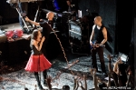 Within Temptation @ Summer Darkness (Sharon Den Adel, Robert Westerholt, Ruud Jolie)