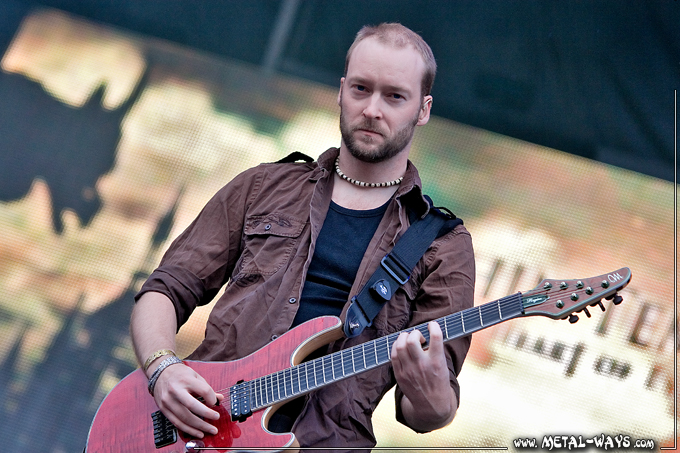 Within Temptation @ Rock en France (Ruud Jolie)