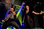 Within Temptation @ Appelpop (Sharon Den Adel, Robert Westerholt)