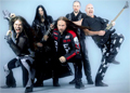 HammerFall concerts