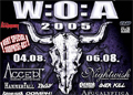 Wacken Open Air 2005 - Wacken, Germany) - 04-06.08.2005